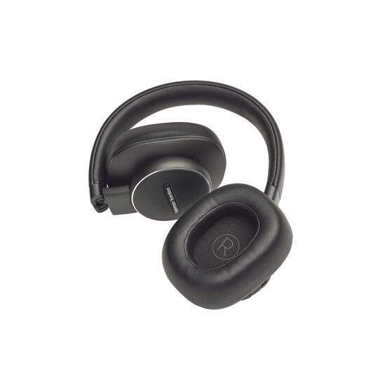 Harman Kardon FLY ANC - Black - Wireless Over-Ear NC Headphones - Detailshot 3