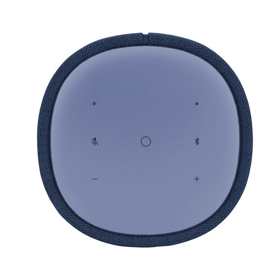 Harman Kardon Citation One MKII - Blue - All-in-one smart speaker with room-filling sound - Detailshot 2