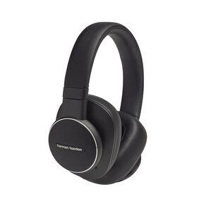 Harman Kardon FLY ANC - Black - Wireless Over-Ear NC Headphones - Hero