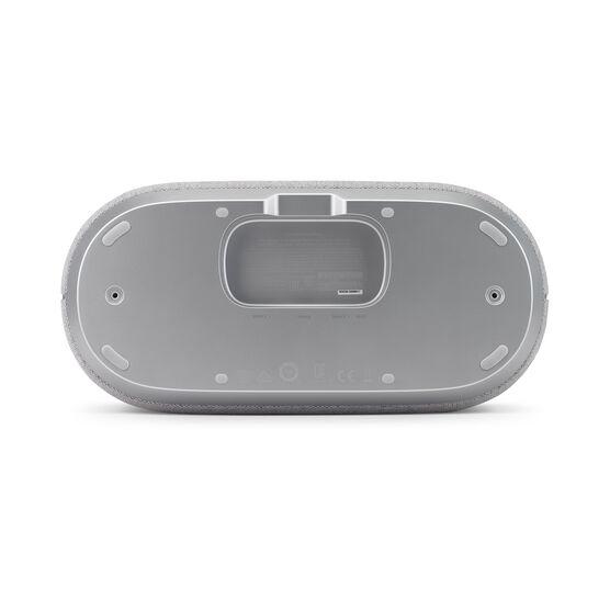 Harman Kardon Citation 300 - Grey - The medium-size smart home speaker with award winning design - Detailshot 2