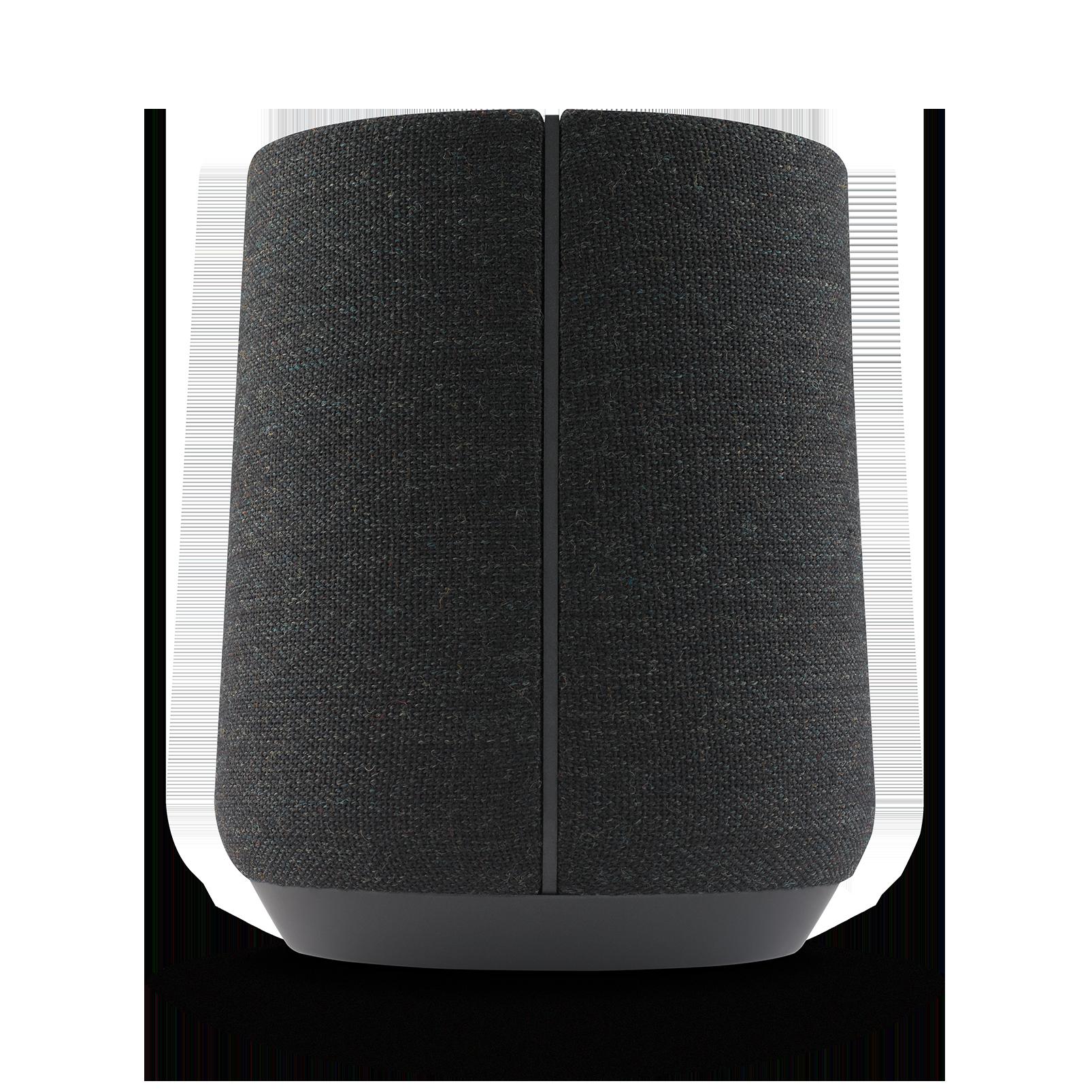 Harman Kardon Citation 300 - Black - The medium-size smart home speaker with award winning design - Detailshot 3