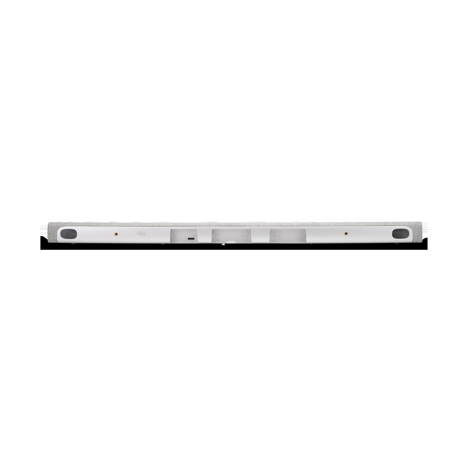 Harman Kardon Citation Bar - Grey - The smartest soundbar for movies and music - Back