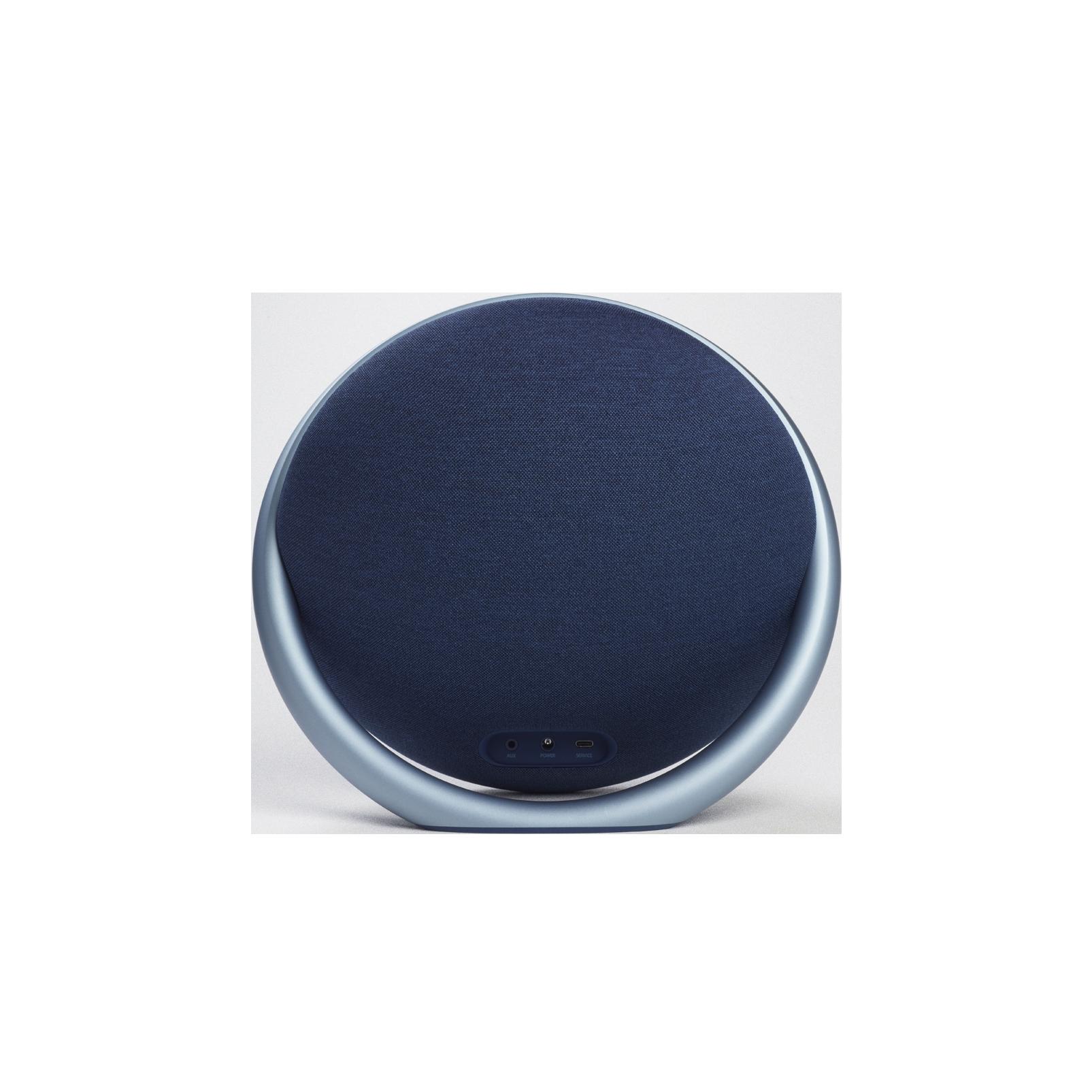 Onyx Studio 7 - Blue - Portable Stereo Bluetooth Speaker - Back
